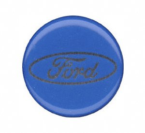 Grant 5615 Billet Horn Button Ford