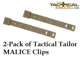 Tactical Tailor Short MALICE clips in Marine Coyote (2 Pack) (Malice Clips compare prices)