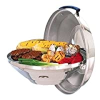 Magma Marine Kettle Charcoal Grill w/ Hinged Lid, Original Size