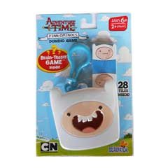 Adventure Time Travel Game Finn-ominoes Domino Game - 1