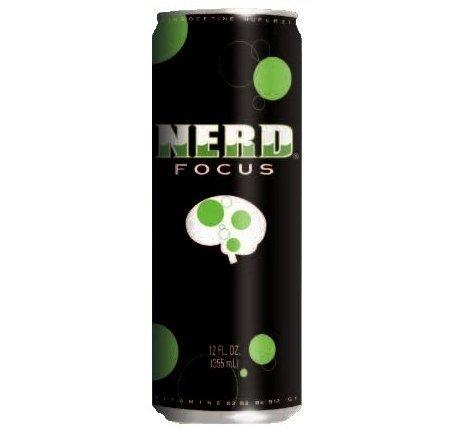 Nerd Energy Drink Ingredients