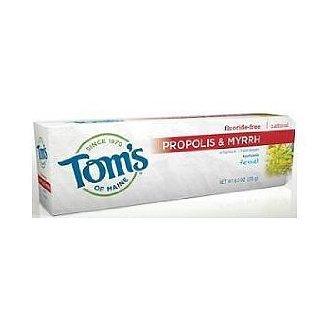 Tom's of Maine Antiplaque Fluoride-free Spearmint
