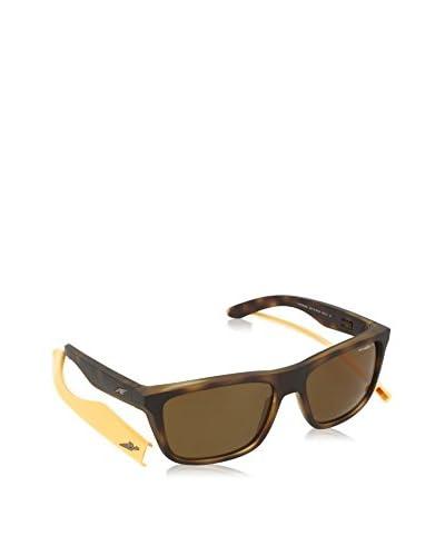 Arnette Gafas de Sol Polarized Syndrome (57 mm) Havana