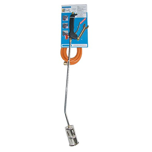 CAGO Profi Abflammgerät / Auftaugerät / Unkrautvernichter Standard