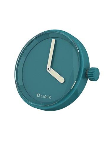 O clock OCF19 Tone On Tone Face - Water Blue