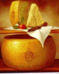 Grana Padano Parmigiano Sold by the pound