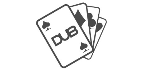 dub-cards-type-ii-grau-farbe-aufkleber-size10x93cm-die-cut-sticker-decal-perfect-gift-for-dub-lovers