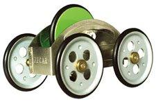 Zecar Mechanical Kid's Flywheel Toy Car Robot New