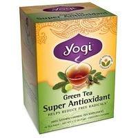 Green Tea Super Anti-Oxidant, 16 Bg ( Multi-Pack)