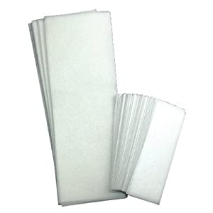 Fantasea Non-Woven Facial & Body Wax Strips
