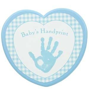 5 Inch Baby's First Handprint Kit - Boy - 1