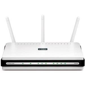 D-Link Wireless N300 Mbps Extreme-N Gigabit Router (DIR-655)