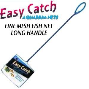 Fish net with long handle 6 aquarium nets for Long handle fishing net