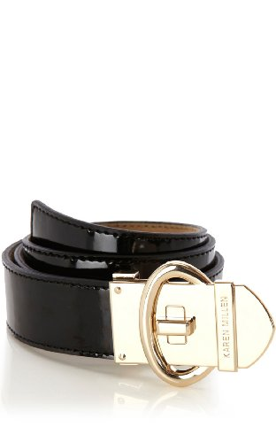 Sleek Modern Waist Belt