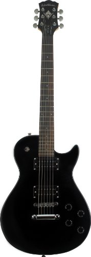 Washburn Win14 Idol Series Electric Guitar - Black Stain