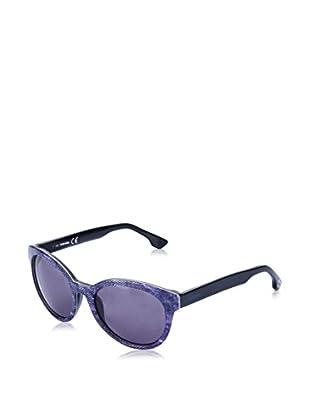 Diesel Gafas de Sol DL-0041-92W (54 mm) Azul