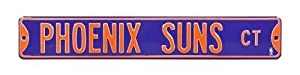 Phoenix Suns Authentic Street Sign by The Outfield