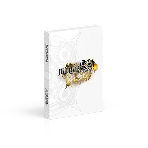 Final Fantasy Type 0-HD: Prima Official Game Guide (Prima Official Game Guides)
