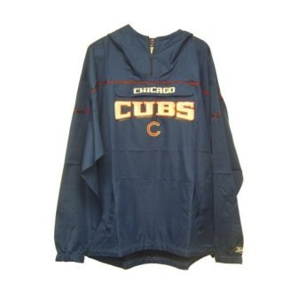 Chicago Cubs Reebok Packable Jacket