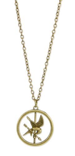 NECA The Hunger Games Movie Necklace single Chain necklace