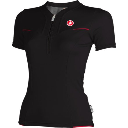 Buy Low Price Castelli Subito Short Sleeve Women's Jersey (B0079YB1US)