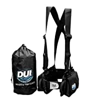 DUI Classic Weight Belt Harness (M)