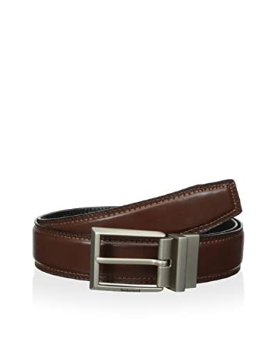 Timberland Men's Feather Edge Reversible Belt