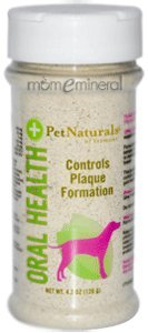 Oral Health +, For Dogs, 4.2 oz (120 g) by Pet Naturals of Vermont