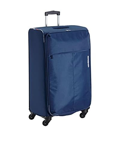 American Tourister Trolley semirrígido AT Toulouse 2.0 Spinner Azul Marino 78 cm