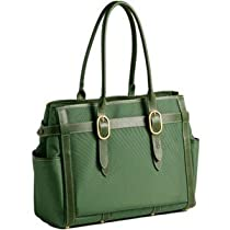 Coakley Contemporary Classic Everyday Tote - Leaf Green