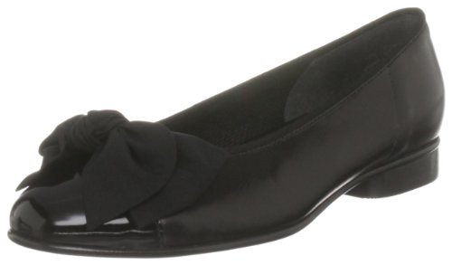 Gabor Women's Amy Black Ballet 35.106.37 4.5 UK