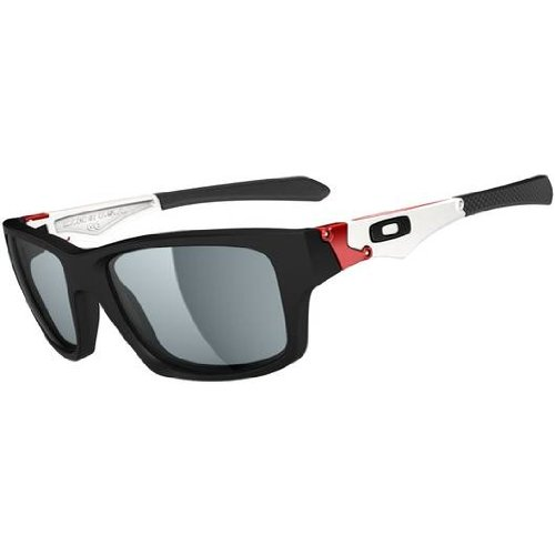 Oakley Troy Lee Jupiter Squared Men'S Sunglasses - Matte Black/Grey