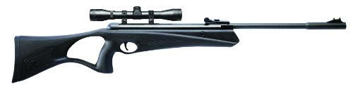 Crosman Raven .177/600 FPS Break Barrel Pellet Air Rifle with Scope
