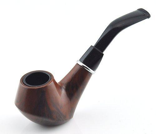 Brand New in Box Classic Ultra Durable Tobacco Pipe (Resin Tobacco Pipe compare prices)