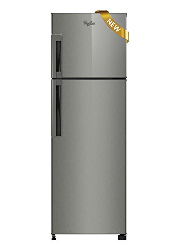 Whirlpool Neo IC355 Royal 4S 340 Litres Double Door Refrigerator (German Steel)