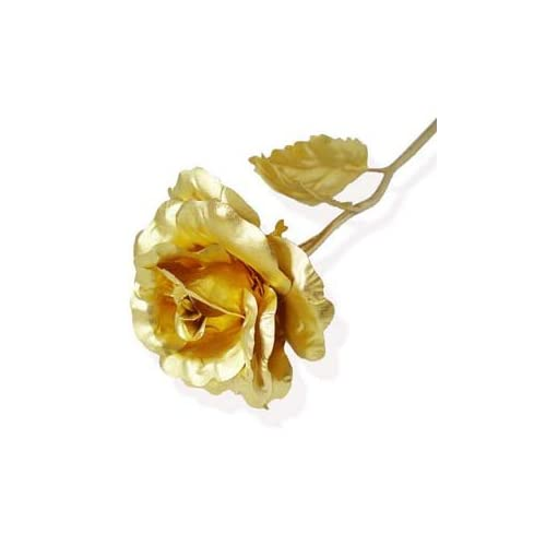 24K 6-Inch Gold Foil Rose - Best Valentine's Day Gifts