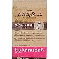 Cheap EUKANUBA NAT LAMB & RICE SENIOR 32 LB BG (4543:2011851)