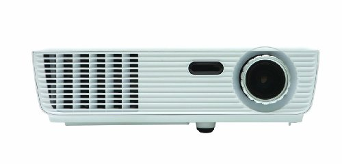 Optoma HD66 2500ANSI Lumens 4000:1 3D-Ready DLP Home Theater Projector – White