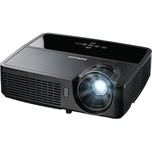 InFocus IN112 Portable DLP Projector, 3D ready, SVGA, 2700 Lumens Reviews