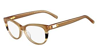 Eyeglasses CHLOE CE 2616 771 HONEY at Amazon Men's