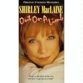 Shirley MacLaine: Out on a Limb, Miniseries [VHS]