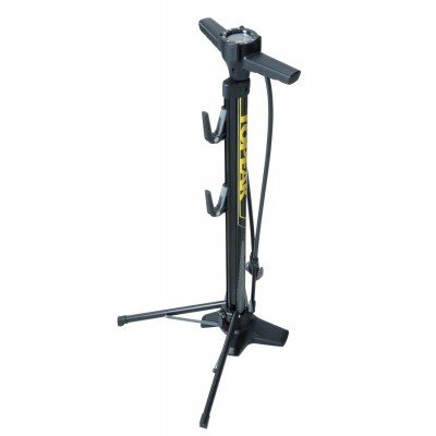 Topeak Transfomer Floor Pump: Black back-932295