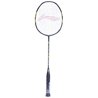 Li-Ning TS-60 Badminton Racquet (Black/Yellow)