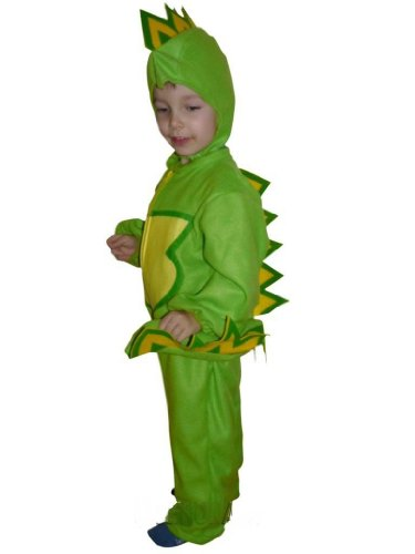 Fantasy World Girl's F01 Dragon Costume (3t-5)