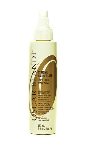 Oscar Blandi At Home Salon Glaze Shine Rinse