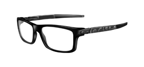Oakley Oakley OX8026-01 Currency Eyeglasses-Satin Black-54mm