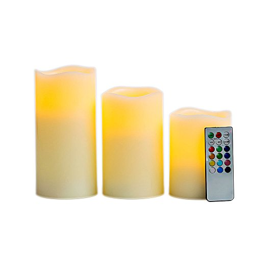 real-wax-wave-edge-flameless-candles-with-remote-control-timer-3-candle-set-changing-12-color