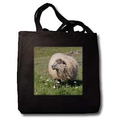 Miller Bags Animalsgreenlandbrattahlidlambfarm Hopkinstote Cmi0154cindy Lamb Hand Bags Animalgr01