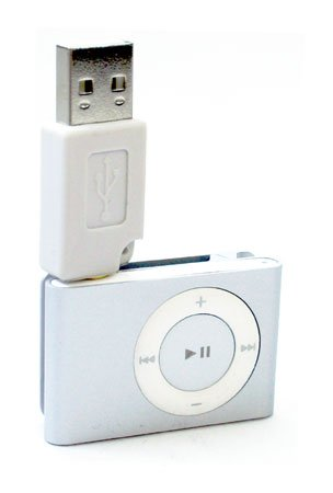 iPod Shuffle 2nd Generation USB Charger Adapter