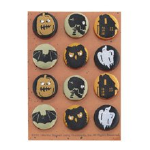 Martha Stewart Crafts Classic Halloween Fabric Brads